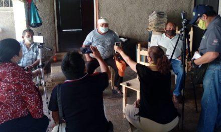 Acusan inacción de la FGE ante agresión a líder ejidal de Samahil
