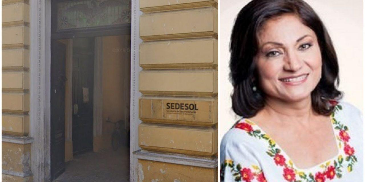 María del Carmen Ordaz Martínez, refuerzo priísta en Sedesol-Yucatán