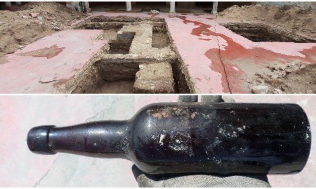 """Encuentran vestigios arqueológicos en antiguo """"Casino de Progreso"""""""