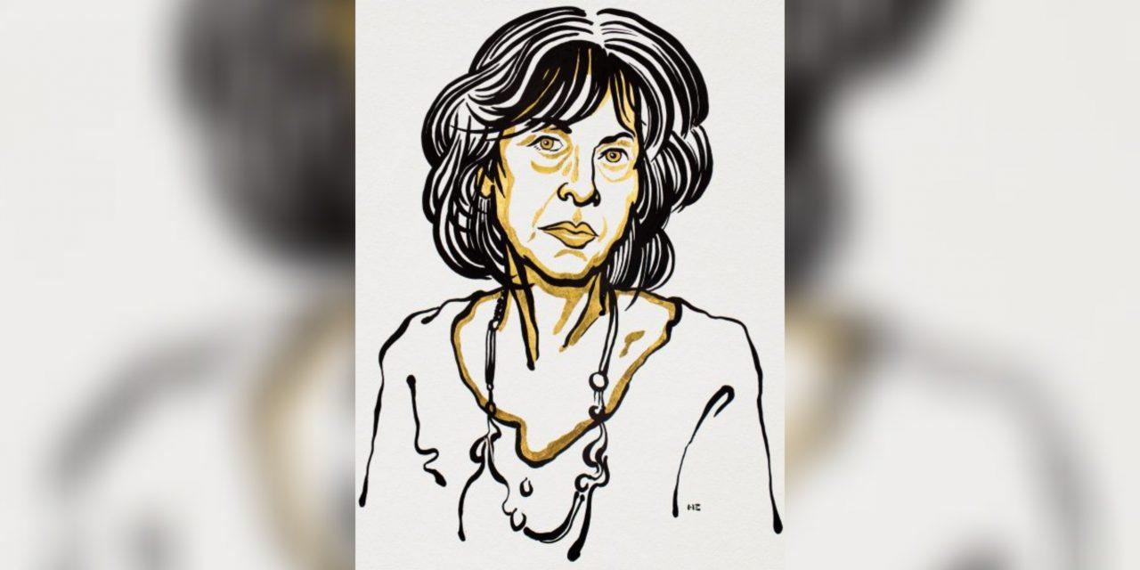 Gana poeta estadounidense Louise Glück Premio Nobel de Literatura 2020