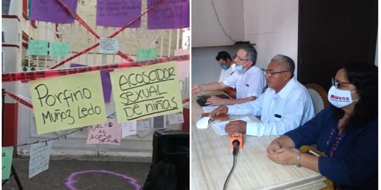 Integran en Yucatán comité estatal de Morena en apoyo a Muñoz Ledo