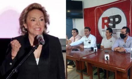 Niegan 'sombra' de Elba Esther Gordillo en naciente partido político