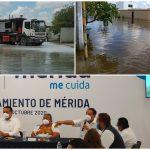 'Puede ocurrir nuevamente', dice experto sobre inundaciones en Mérida