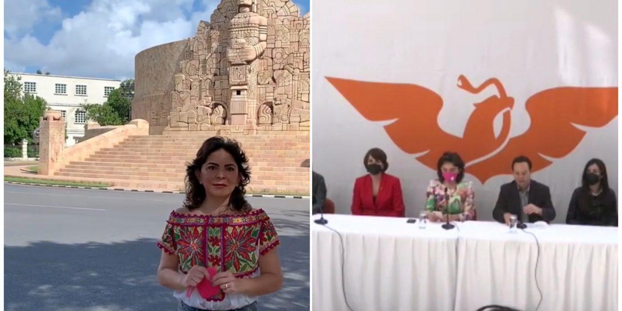 """""""Evolucionada"""", Ivonne Ortega en nuevo capítulo para """"tomar el poder"""""""