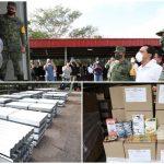 Llega ayuda de Fonden a primeros cinco de 34 municipios de Yucatán