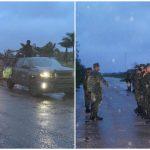"""""""Zeta"""" atravesó Yucatán como tormenta tropical y se dirige al mar"""
