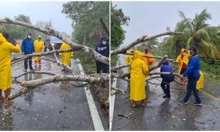 """Evacuadas dos mil 145 personas en Yucatán por ciclón """"Zeta"""""""