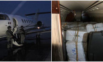 Golpea Sedena a narco: intercepta casi 400 millones de pesos en droga