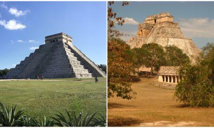 Chichén Itzá y Uxmal reabrirán este jueves; Dzibilchaltún, cerrada