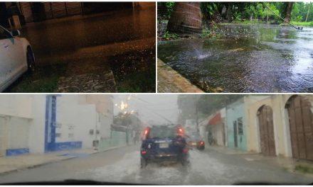 Prolongadas lluvias desde madrugada de este viernes por frente frío
