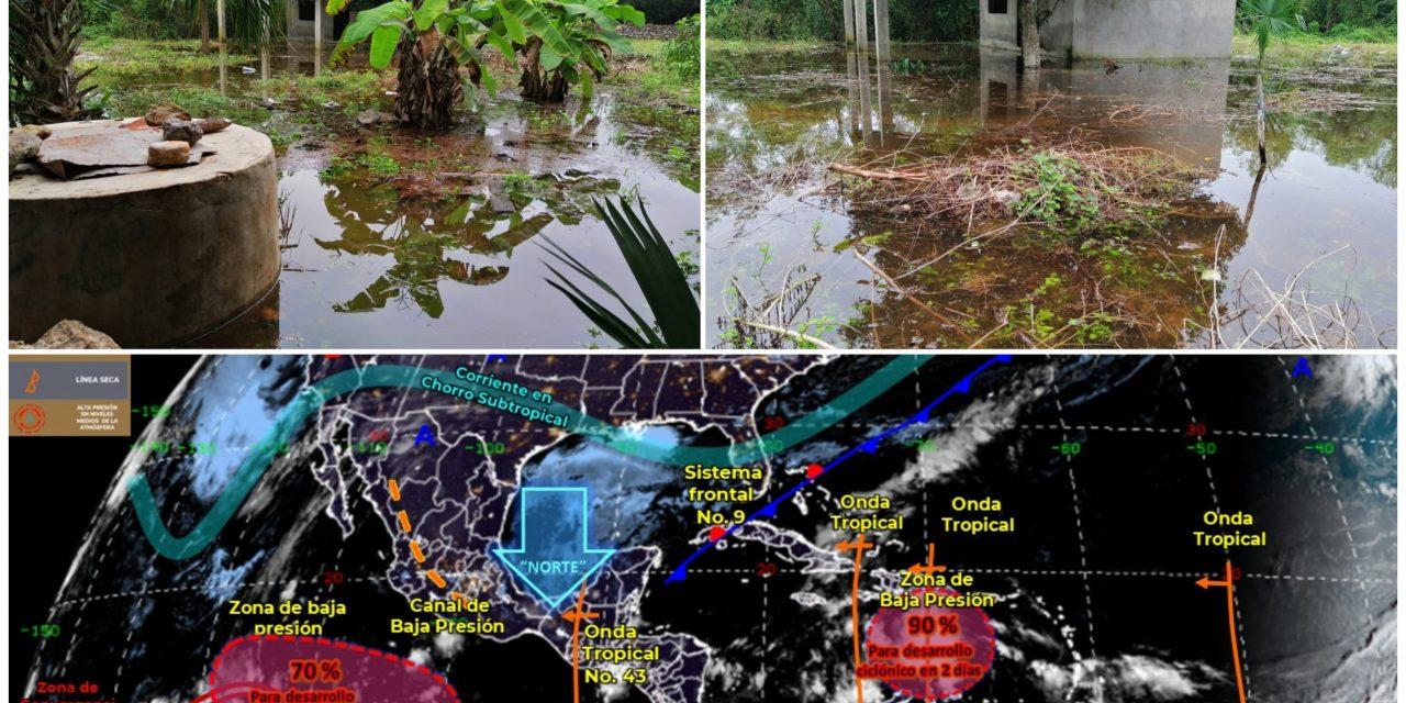 Potencial depresión tropical para este domingo; vigila Quintana Roo