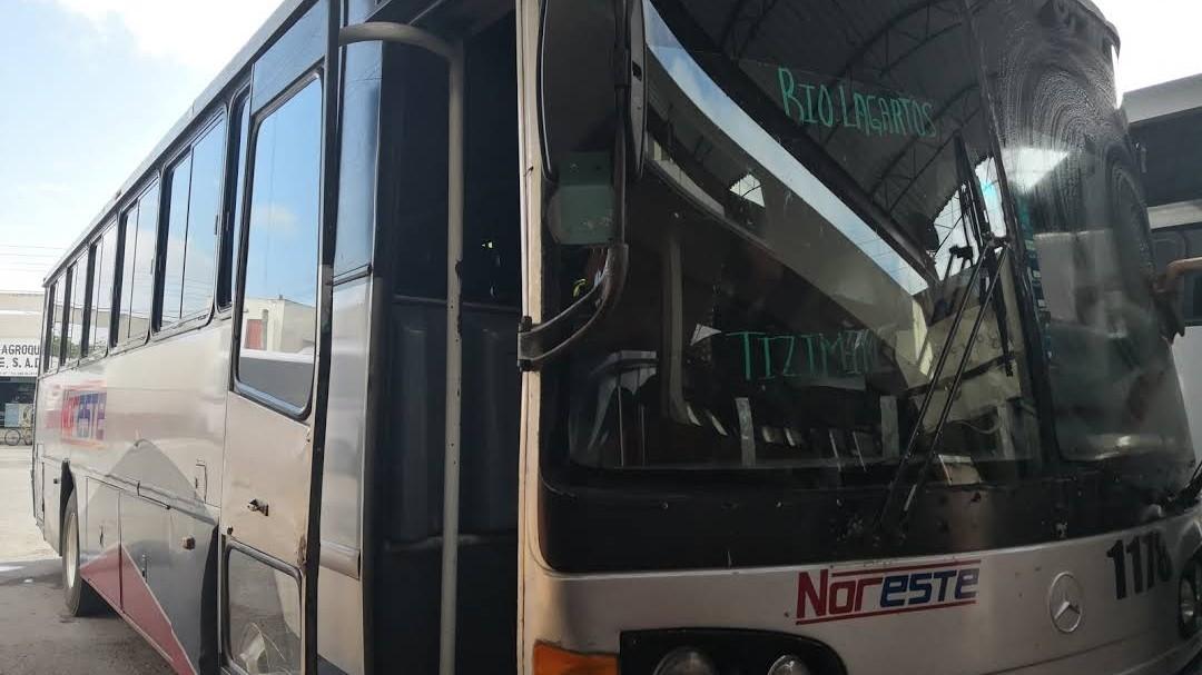 Municipios del oriente de Yucatán, sin transporte desde la noche de este martes
