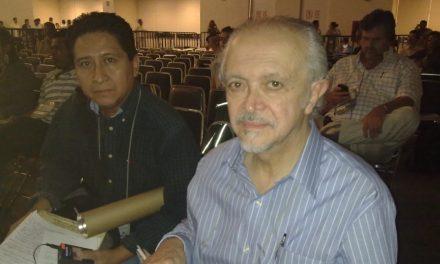 Muere científico mexicano Mario Molina, Nobel de Química