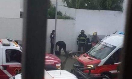 Difunden muerte de mujer en calle del fraccionamiento Las Américas