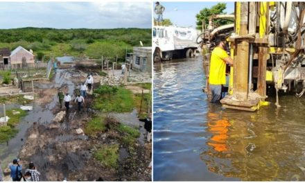 Prolongado 'riesgo alto' para Yucatán por lluvias y ciclones; el acuífero