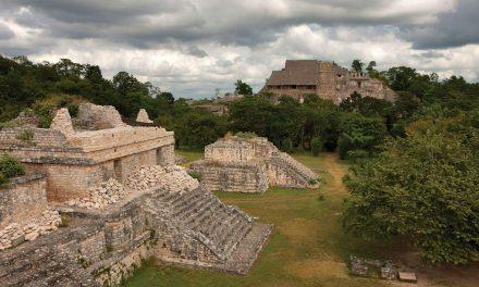 Cierran por huracán zonas arqueológicas de Yucatán y Quintana Roo