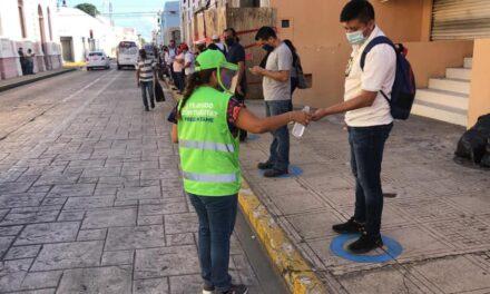 Virus arriba de 100 por tercer día consecutivo; de Mérida 4 de 6 fallecidos