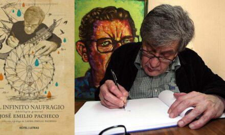 """Obra literaria de José Emilio Pacheco, """"salvavidas"""" en la pandemia"""