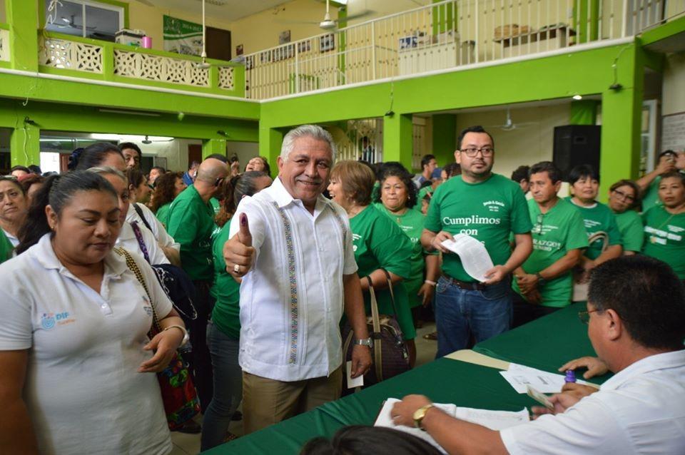 Dirimen en tribunales pugna sindical de burócratas estatales en Yucatán