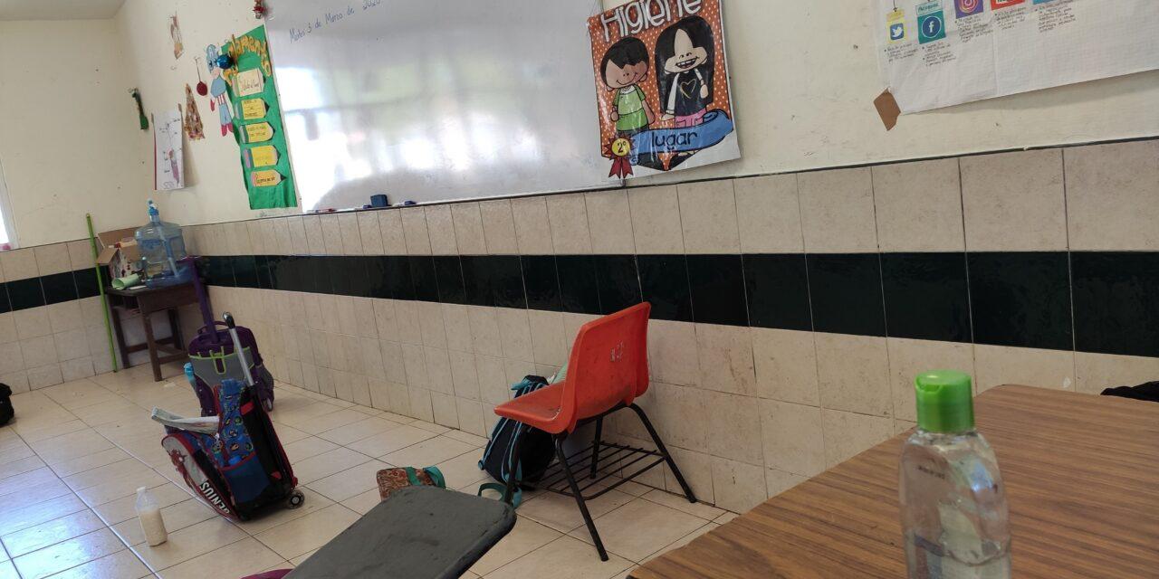En la indefinición reapertura de escuelas en Yucatán
