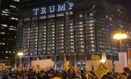 """""""Esta fue una elección robada"""", se queja Donald Trump"""