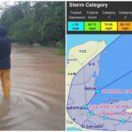 """Azota huracán """"Eta"""" a costa noreste de Nicaragua"""