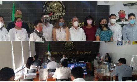 Prevé INE cerco sanitario en las urnas en 2021; inicia proceso electoral