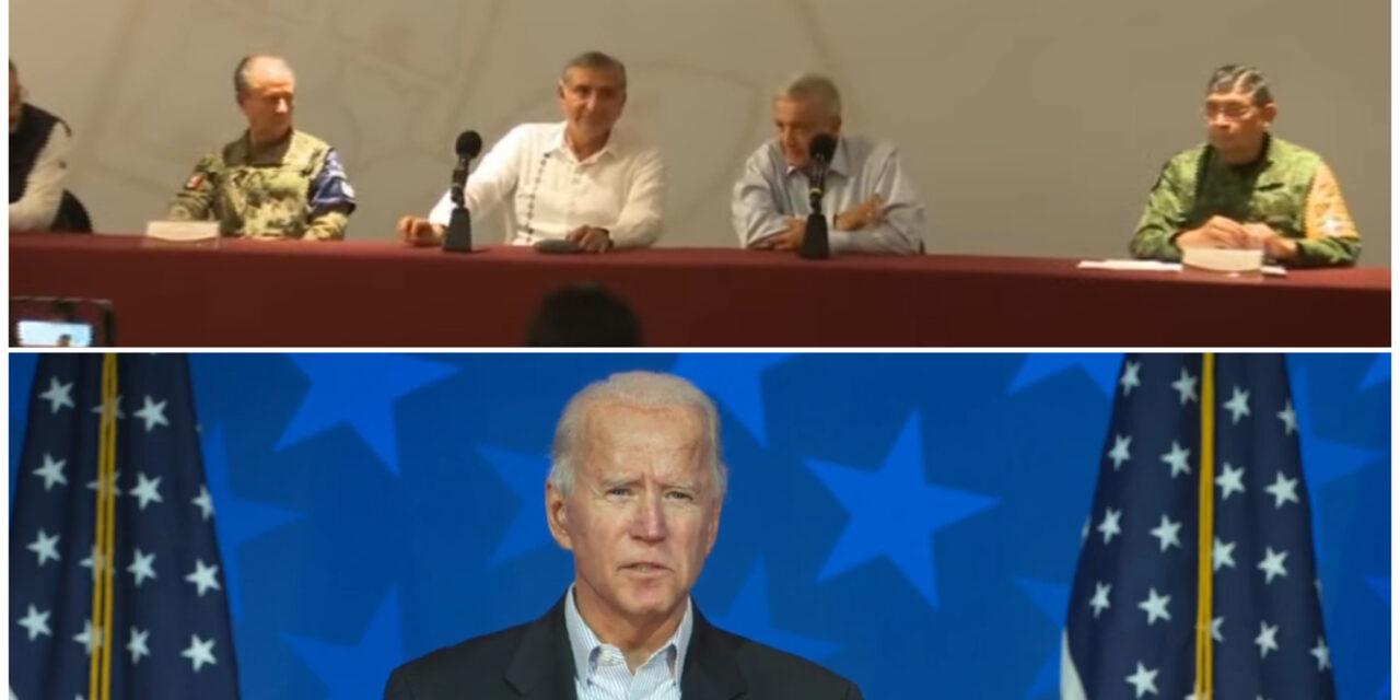 AMLO no enviará por ahora felicitación a Joe Biden; espera fin del proceso