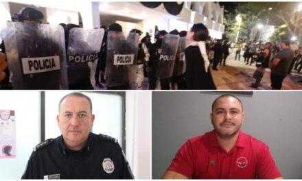 Tras represión: destitución y renuncia en Ayuntamiento de Cancún