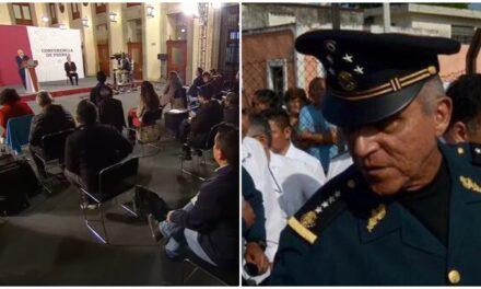 'No hay nada a cambio', dice AMLO sobre regreso de Salvador Cienfuegos