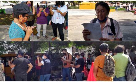 Protesta y propuesta: Mujeres en lucha contra la violencia de género
