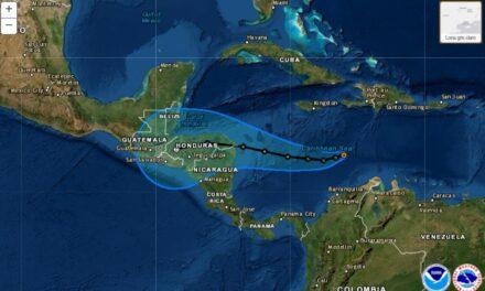 Nombran 'Iota' al histórico ciclón 31 de la Temporada de Huracanes 2020