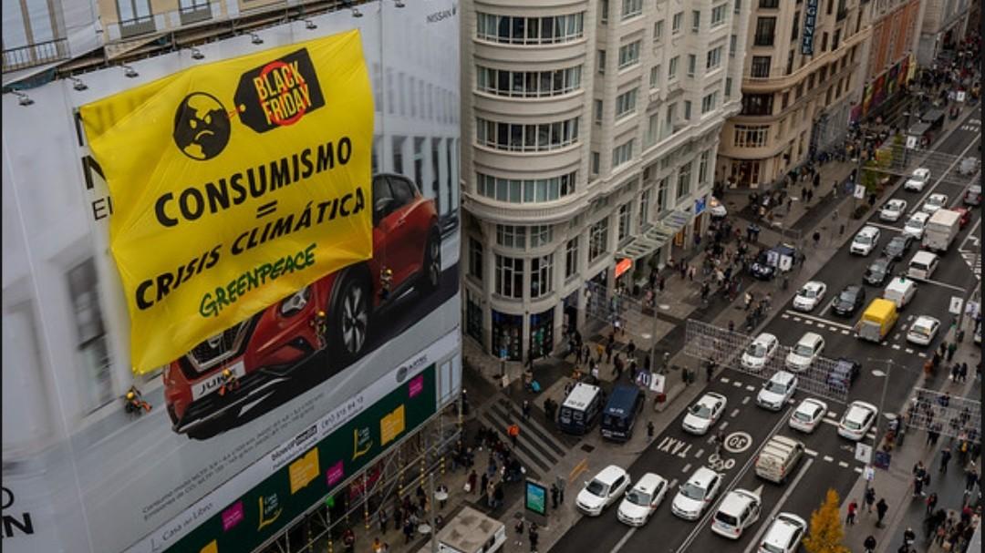 Afecta al planeta auge del comercio electrónico: Greenpeace