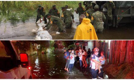 Inundaciones en Tabasco: 'Grave y, para mí, muy triste', dice AMLO