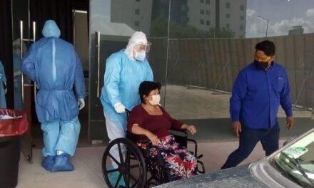 Cinco mayores de 61 años entre seis fallecidos por virus este domingo
