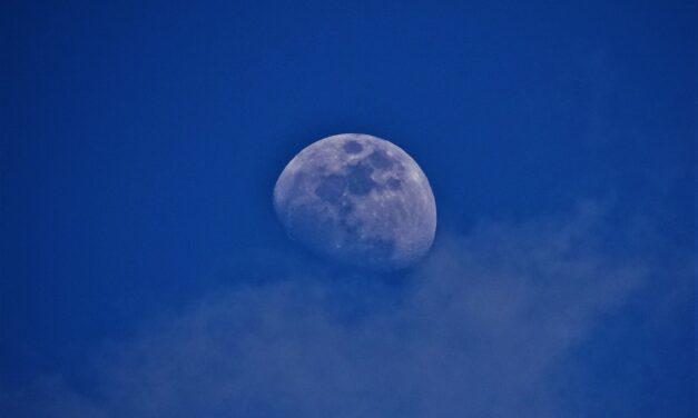 Deja que salga la luna… ¡hoy es el último eclipse de 2020!