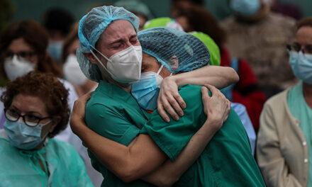 Premia PHotoESPAÑA 2020 trabajo de fotoperiodistas en la pandemia