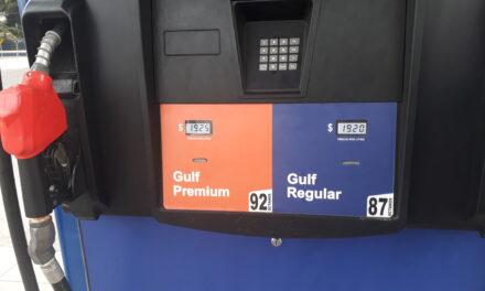 Precios más altos del litro de gasolina en México, en Yucatán, Campeche y Q. Roo