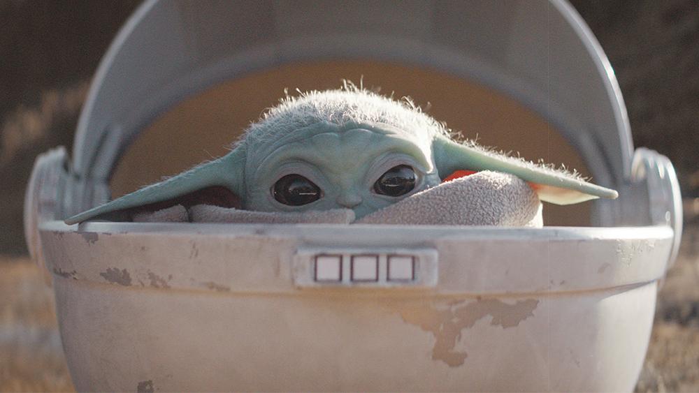 """Este es el nombre real del sensacional """"Baby Yoda"""""""
