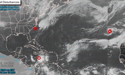 2020 empata marca de 2005, la más activa en ciclones en el Atlántico