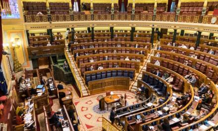 Aprueba Congreso español histórica Ley de Eutanasia por amplia mayoría