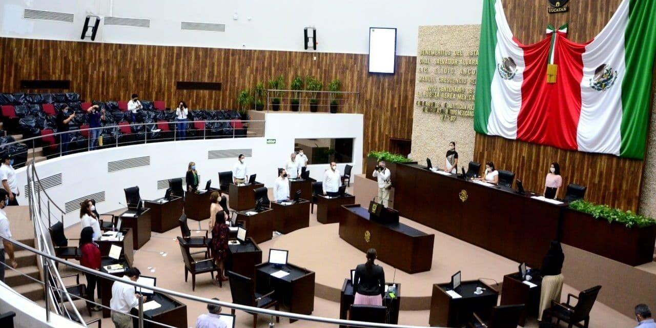 Clausuran Periodo Ordinario en Congreso Yucatán