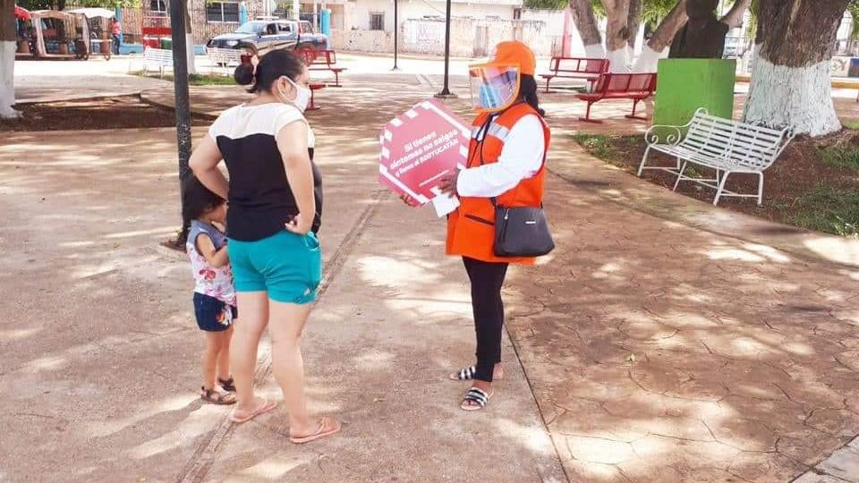 Siete mujeres, entre nueve fallecidos por virus en Yucatán este sábado