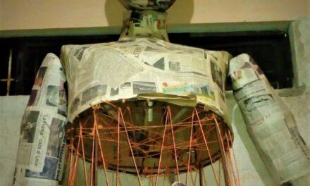 Muñeco de Año Viejo más grande de Yucatán se queda en casa: no hay quema en Acanceh
