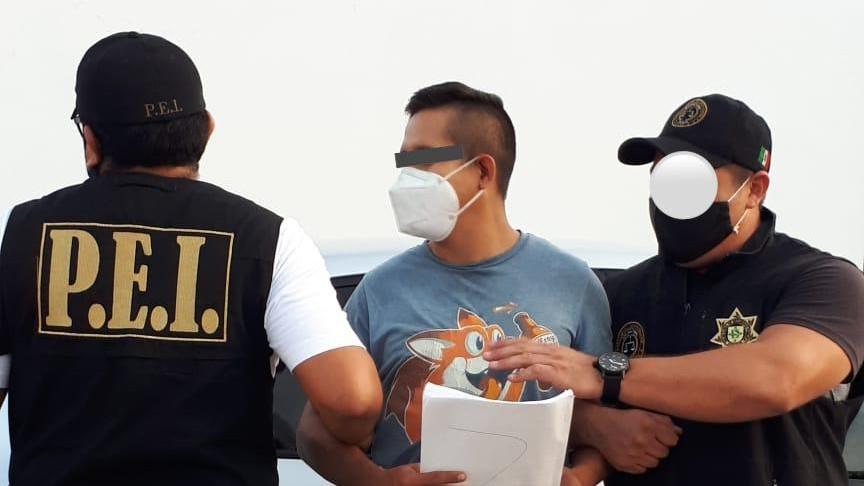 Capturan a joven acusado del doble homicidio en la colonia San Damián