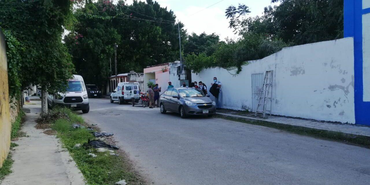 Presunto extranjero es hallado muerto en vivienda del centro de Mérida