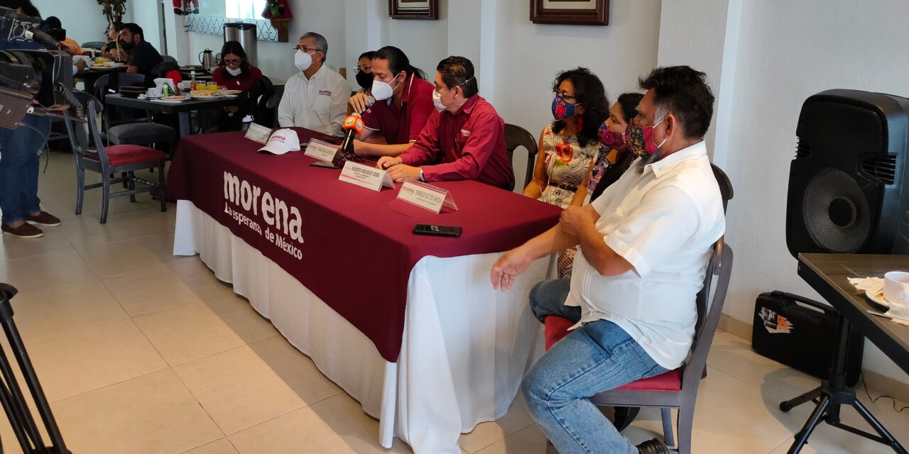 Morena aún no tiene siquiera pre registro de aspirantes para Mérida