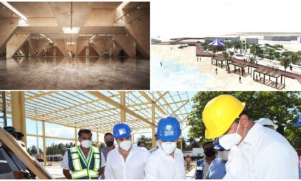 Así van las obras del Programa de Mejoramiento Urbano 2020 en Progreso