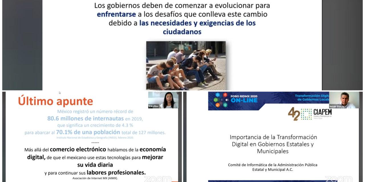 Rezagado México en servicios de gobierno digital; penúltimo en el continente