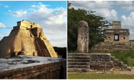 Casi listos nuevos atractivos turísticos en Uxmal y Dzibilchaltún